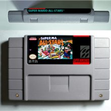 Super Marioed Games Brutal Mari All Stars Supe Mari World The Second Reality Project - ARPG Game Battery Save US Version