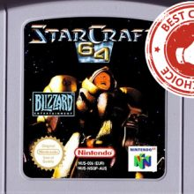 StarCraft 64( 2000) Nintendo 64 Eur Version PAL