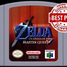 The Legend Of Zelda Master Quest Nintendo 64 Eur Version PAL