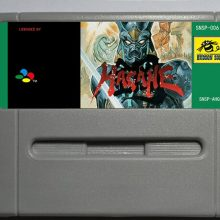 Hagane - Action Game Cartridge EUR Version 16 bit 46 pin