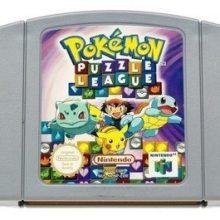 Pokemo Puzzle League N64