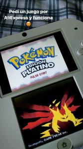 Pokemon Edicion Platino